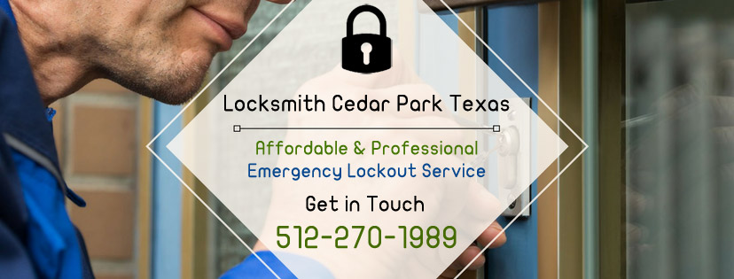 Locksmith Cedar Park Texas banner